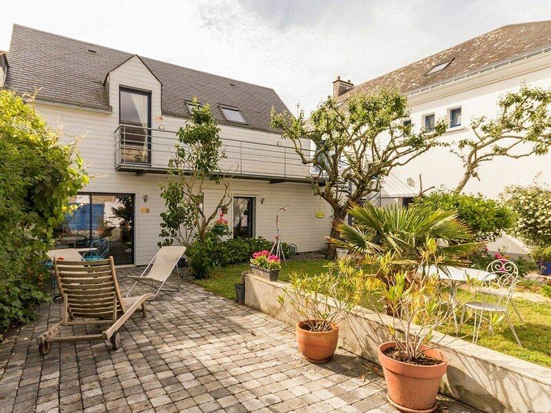 Côté jardin, holiday rental in Batz-sur-Mer