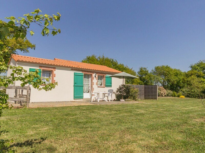 Gîte 2 de la Maulevrais, holiday rental in Frossay