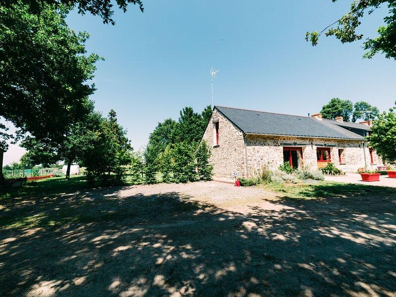 La Cahute de Syon, holiday rental in Nozay
