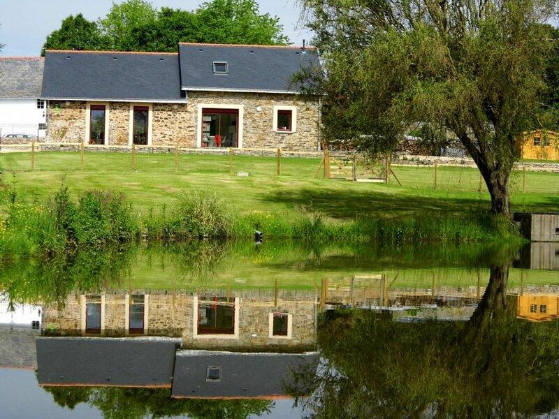 La Grange de l'Etang, holiday rental in Nozay