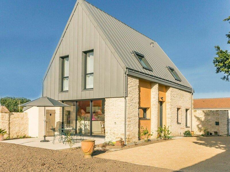 Chouette maison, holiday rental in Chaumes-en-Retz
