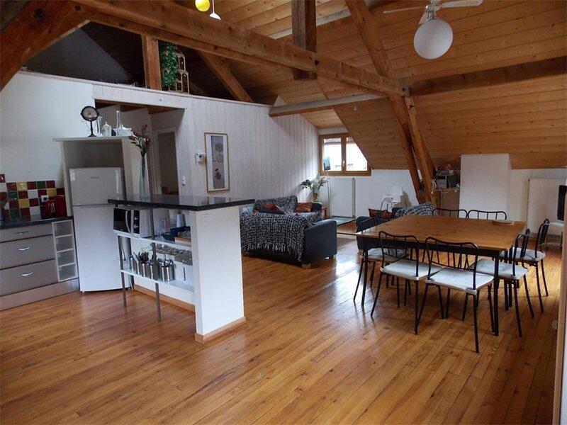 Location Appartement Bagnères-de-Luchon, 5 pièces, 8 personnes, alquiler de vacaciones en Billiere
