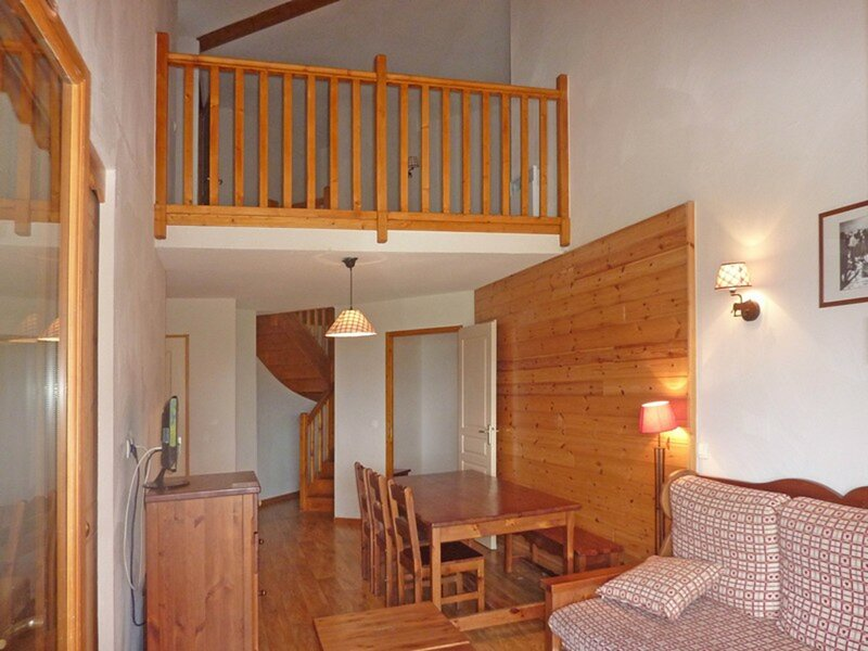 APPARTEMENT 8 PERSONNES LES ORRES 1800 m résidence 3*, location de vacances à Les Orres