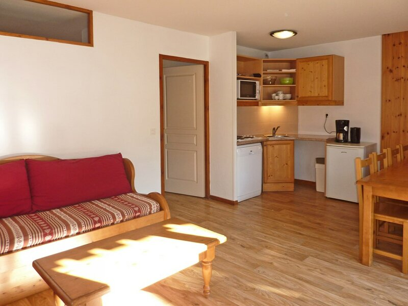 Joli appartement 3 pièces 8 personnes au coeur de station, location de vacances à Les Orres