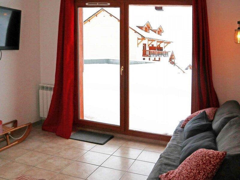 Chalet mitoyen en résidence 4 étoiles, location de vacances à Les Orres