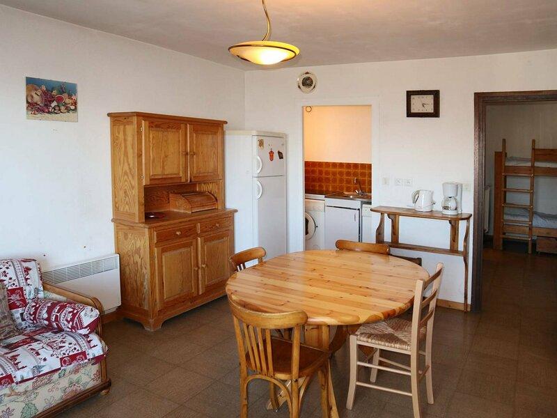 Appartement G307 LES CEMBROS, location de vacances à Les Orres