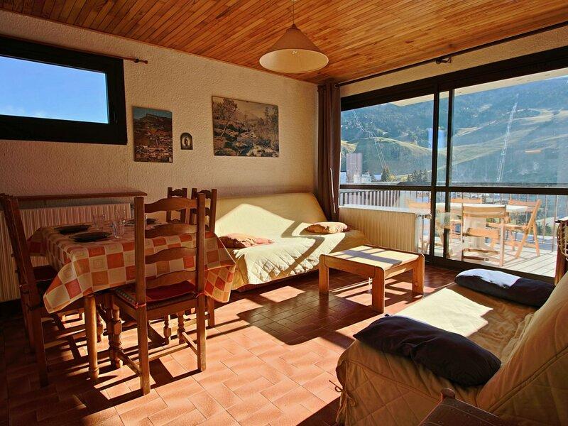 Appartement chaleureux 2 pièces 6 personnes, vacation rental in Uriage les Bains