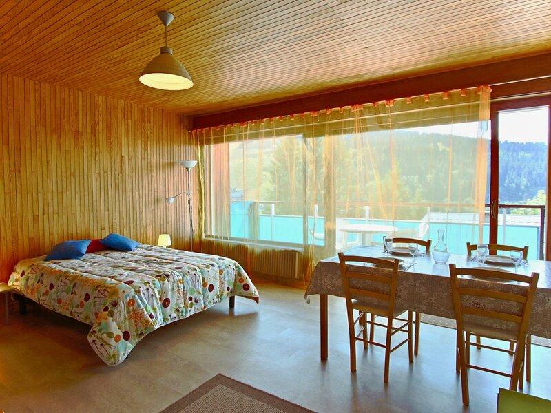 Très grand studio 4 personnes, rénové, vacation rental in Uriage les Bains