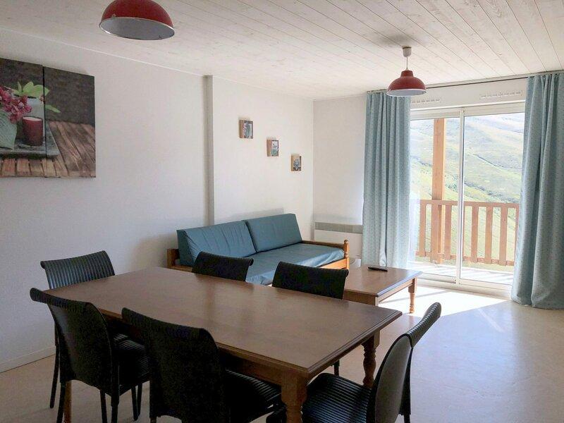 T3/8pers -ROYAL 30A- Peyresourde, location de vacances à Peyragudes