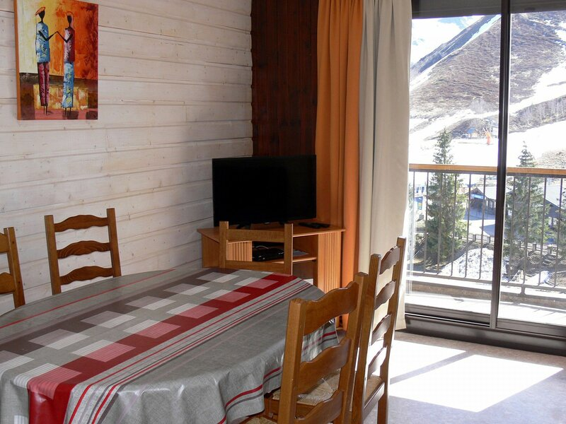 T2/6pers EPERVIERS 46 - 2 Clés-Les Agudes, holiday rental in Peyragudes