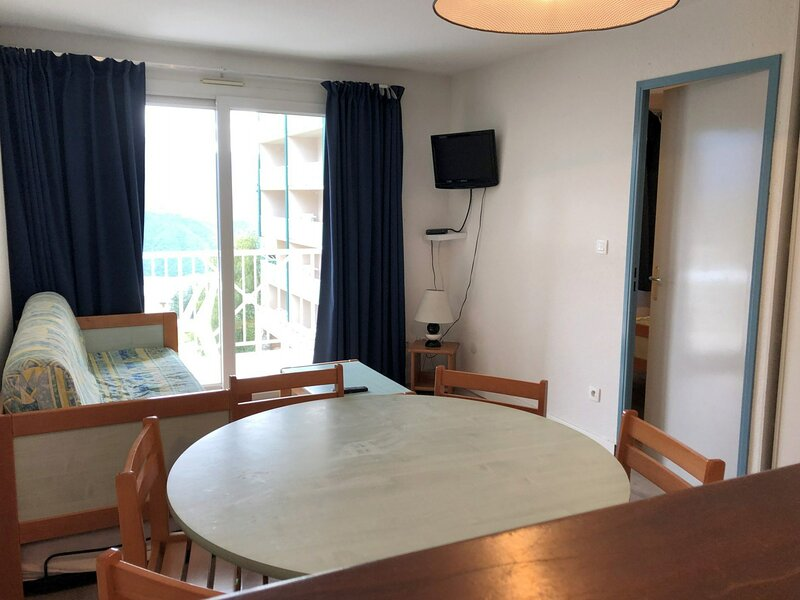 T2/6pers BALCONS DU SOLEIL 42- Peyresourde, location de vacances à Peyragudes