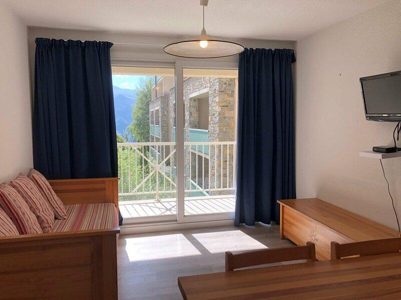 T2/6pers BALCONS DU SOLEIL 13- Peyresourde, location de vacances à Peyragudes