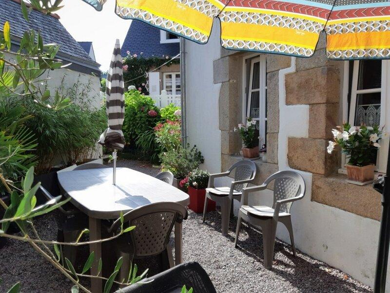 Maison typique de pêcheur, rénovée avec wifi à PERROS-GUIREC, alquiler vacacional en Saint-Quay-Perros