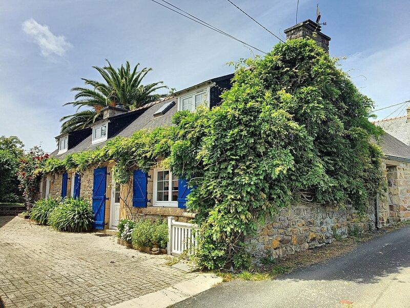 Maison de vacances à Rostellec (Crozon) dans le Finistère, holiday rental in Lanveoc