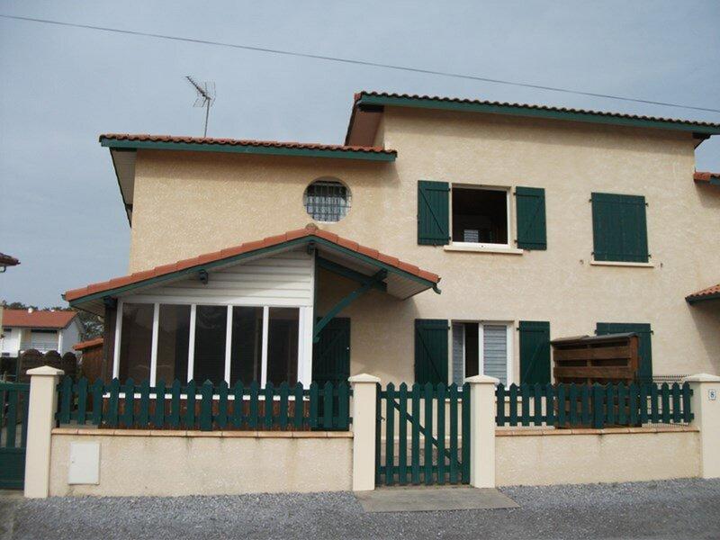 VB111B- Villa mitoyenne 4 pers. Proche plage, location de vacances à Vieux-Boucau-les-Bains