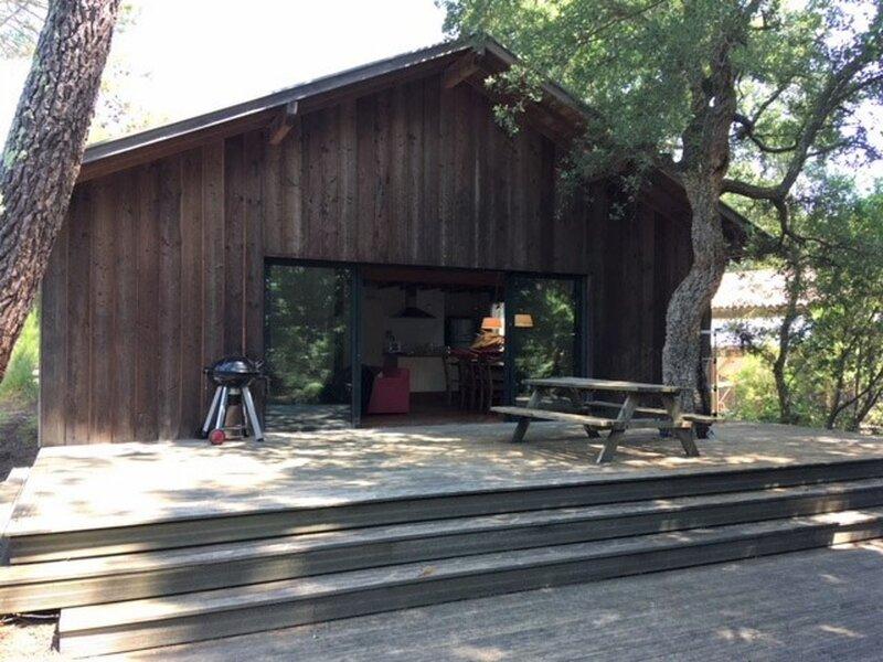 Villa 8 pers. proche du lac, de l'océan et du golf SO071, holiday rental in Soustons