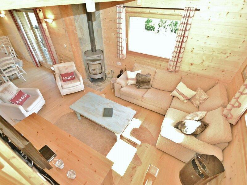 Très beau chalet indépendant, 4 chambres, pour 8 personnes !, location de vacances à Le Petit-Bornand-les-Glières