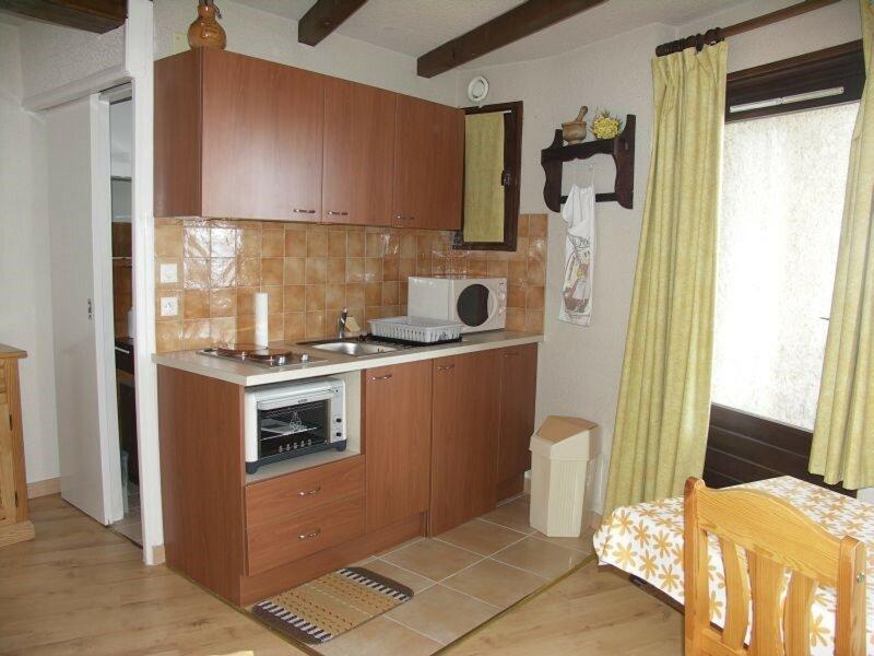 Studio 2pl 2 couchages ST MICHEL DE CHAILLOL, casa vacanza a Ancelle
