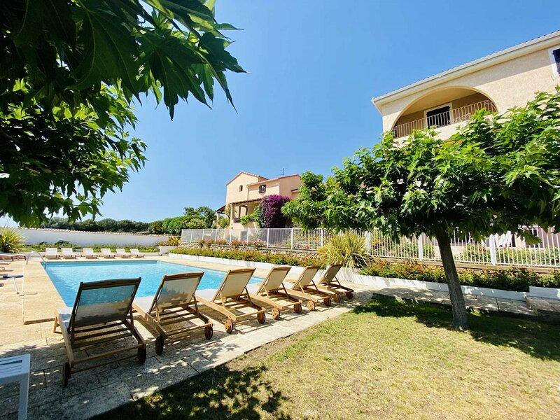 Résidence Marie Diane - Laurier Rose, location de vacances à Viggianello