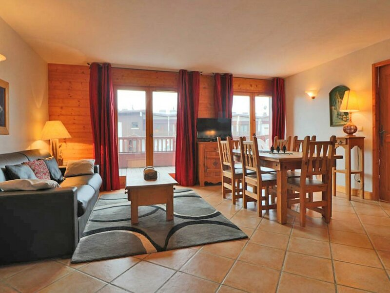 Moderne 3 pièces avec terrasse exposée Sud, holiday rental in La Rosiere