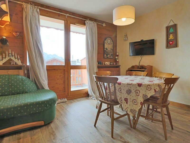 AGREABLE 3 PIECES CENTRE STATION, holiday rental in Montvalezan