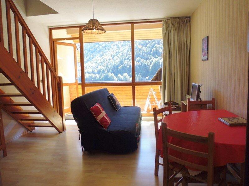 Appartement  6 personnes - Résidence Ours - vue sur le lac, holiday rental in Gourette