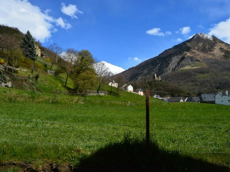 Appartement T2 cabine 6 personnes, Jardinet, parking, holiday rental in Viscos