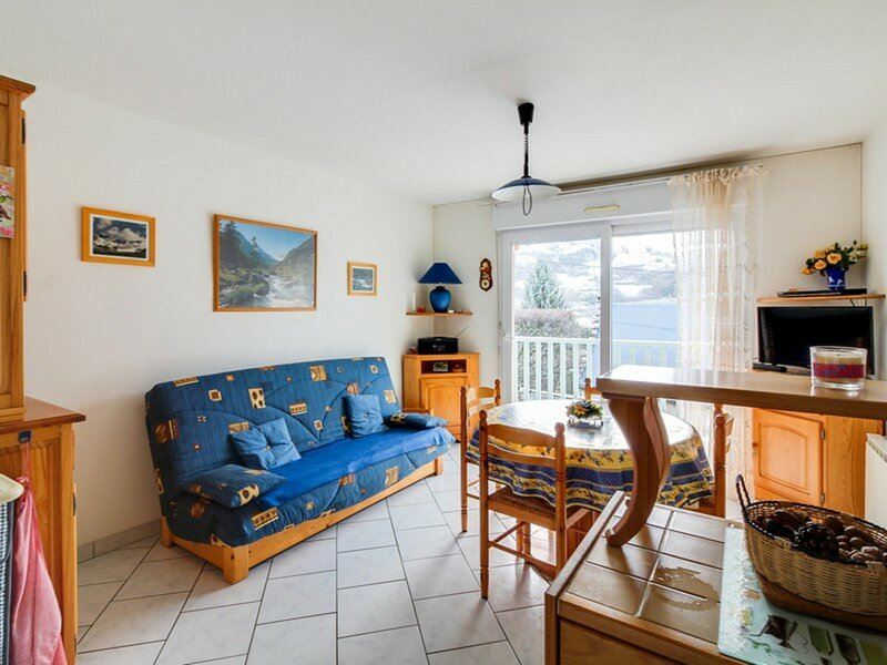 APPARTEMENT T3 DUPLEX 4 PERSONNES RESIDENCE GYPAETES, holiday rental in Viscos