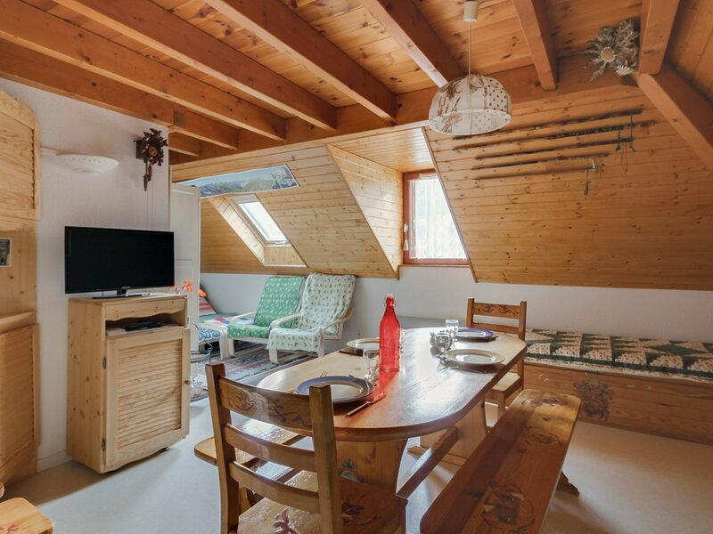 Appartement T2 4 personnes, holiday rental in Saint-Sauveur