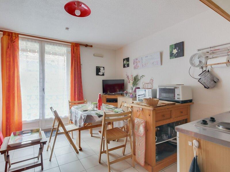 Studio 4 personnes résidence Hameau de souaribes,calme, location de vacances à Esquieze-Sere