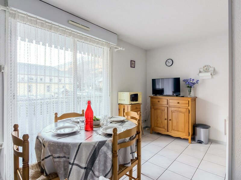 APPARTEMENT T2 CABINE 5 PERS RESIDENCE DE LYSE, holiday rental in Saint-Sauveur