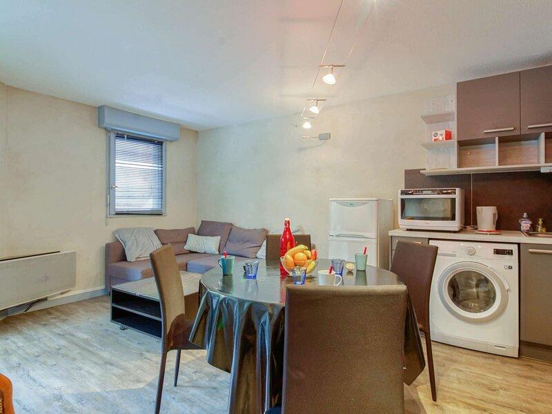 Appartement de 4/6 personnes, de 38m², résidence écureuil 01, vacation rental in Bareges