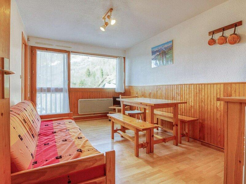 Appartement 4 personnes, résidence Le Lienz, vacation rental in Bareges