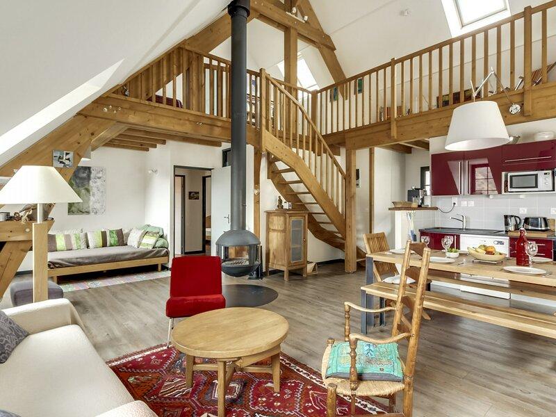 Superbe appartement duplex 9 pers Pré de Camille, vacation rental in Bareges