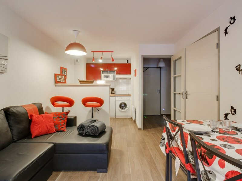 Appartement 1 chambre+coin nuit - 6 personnes, Le Bois de Marie, holiday rental in Sers