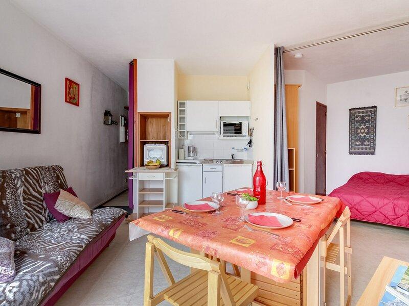 Studio 4 personnes, Résidence de LAyré 606, holiday rental in Sers