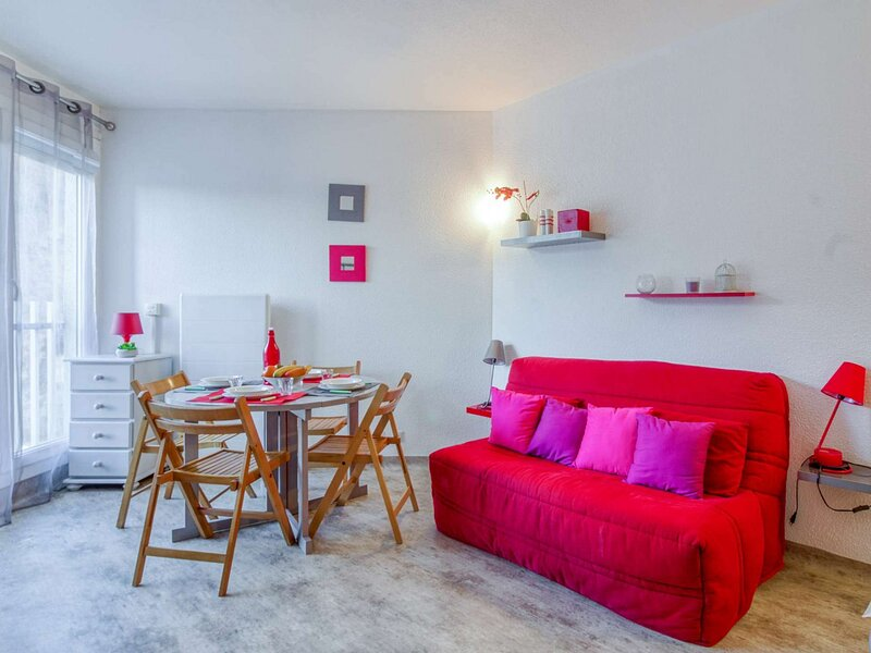 Studio 4 personnes, Résidence Ayré 133, holiday rental in Sers