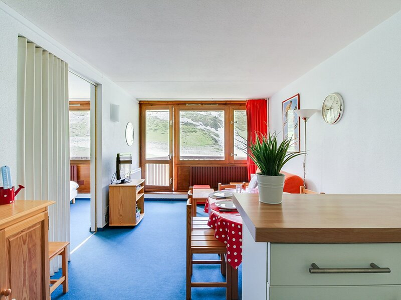 Appartement 3 pièces 8 personnes, résidence Mongie Tourmalet, holiday rental in La Mongie