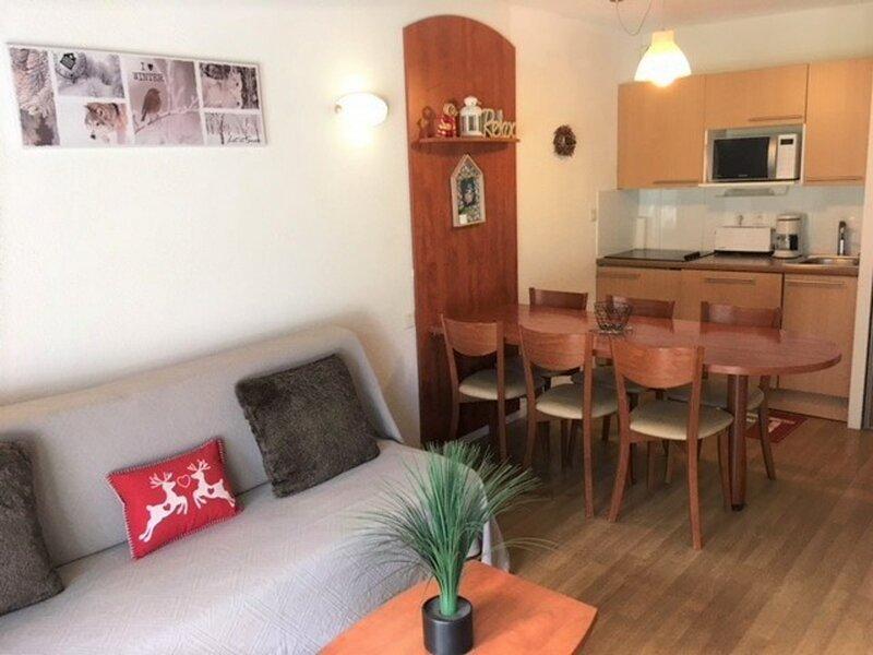 T3 DUPLEX AVEC PARKING COUVERT - RESIDENCE PIC DU MIDI, holiday rental in La Mongie