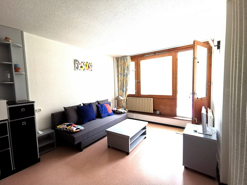 T2  6 personnes, résidence Mongie Tourmalet, holiday rental in La Mongie