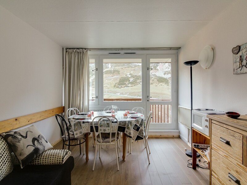 Appartement T2 6 personnes Résidence Mongie Tourmalet, holiday rental in La Mongie