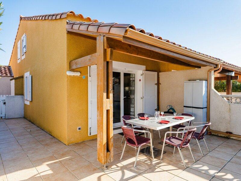 BO5-427: Pavillon T3 rénové - NARBONNE-PLAGE, alquiler de vacaciones en Narbonne-Plage