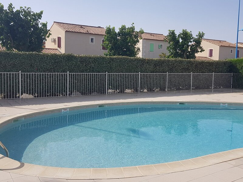 GB1-106 : Villa 5 pièces 8 couchages NARBONNE PLAGE, alquiler vacacional en Narbonne-Plage
