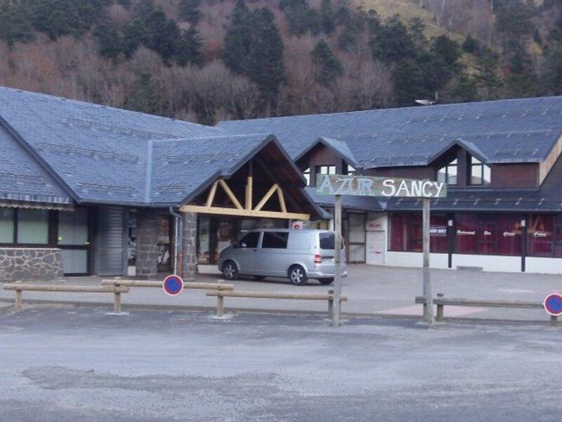 RESIDENCE AZUR SANCY SUR LES PISTES, location de vacances à Picherande