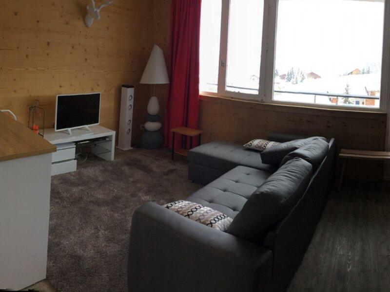 8 pers. 80 m² 4ème étage Sud, location de vacances à Fontcouverte-la-Toussuire
