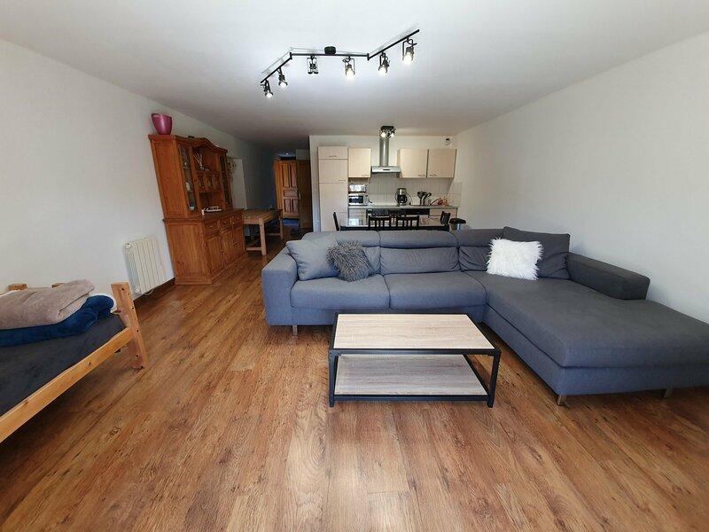 Grand appartement 6 personnes, location de vacances à Les Bottières