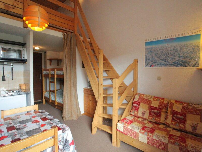 4 pers. 24 m² 2ème étage Sud, location de vacances à Les Bottières