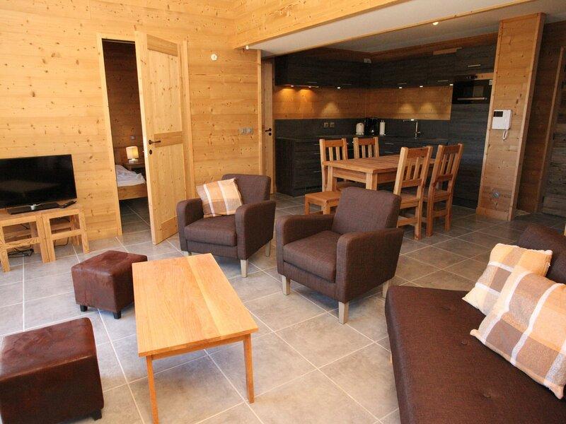 6 pers. 60 m² 5 étage Nord, location de vacances à Fontcouverte-la-Toussuire
