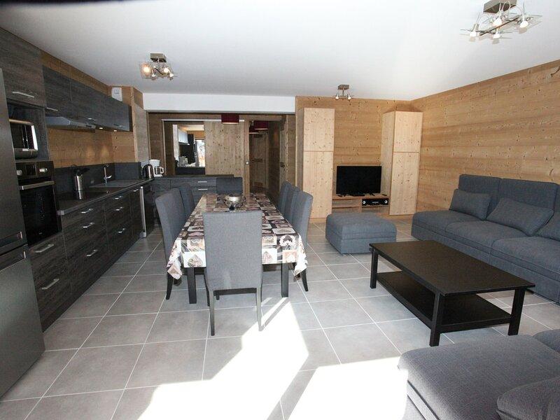 8 pers. 80 m² 2 étage Sud, location de vacances à Fontcouverte-la-Toussuire