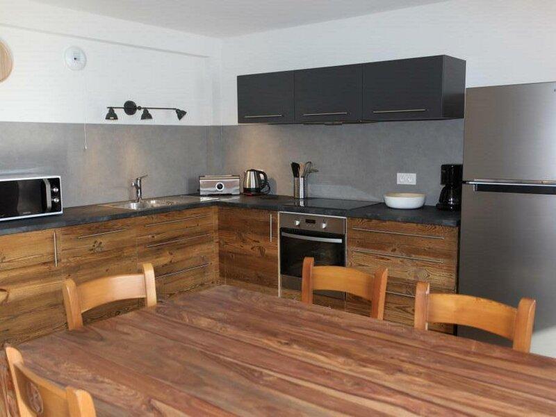 8 pers. 60 m² 1 étage Sud, location de vacances à Les Bottières